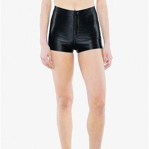 Pants - High Waisted Disco Shorts